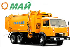 Купить мусоровоз КО-440-5 в Ульяновске