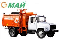 Купить мусоровоз КО-440-2 в Ульяновске