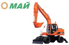 Купить Колесный экскаватор DX210W в Ульяновске