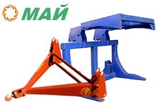 Купить Навесное оборудование для погрузчика ПКУ-0.8 в Ульяновске