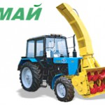 Купить Шнекороторный снегоочиститель ШРК-2.0 в Ульяновске