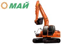 Купить Гусеничный экскаватор DX140LC в Ульяновске
