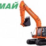 Купить Гусеничный экскаватор DX180LC в Ульяновске