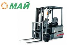 Купить трехопорный электрический погрузчик TCM FTB18-7 в Ульяновске