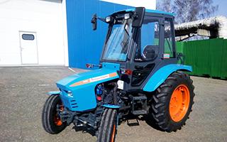 Концерн «Тракторные заводы» освоил производство нового недорогого трактора