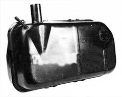 Топливный бак на МТЗ-1221