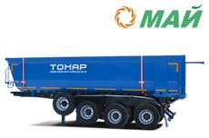 Купить самосвальный полуприцеп Тонар-9523 (29,4 куб.м) в Ульяновске