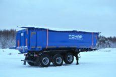 Самосвальный полуприцеп Тонар-9523 (29,4 куб.м)